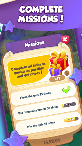 Memoria: Quiz Adventure  screenshots 5