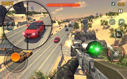 Sniper Shot Gun Shooting Games Hack Cheats (iOS & Android) 1