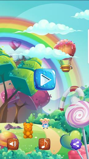 gummy bears crush - gummy bears games screenshot 1