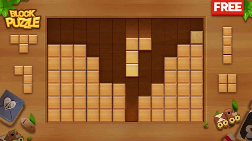 Wood Block Puzzle android2mod screenshots 6