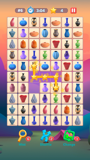 Pair Tiles is a matching puzzle game!  screenshots 2