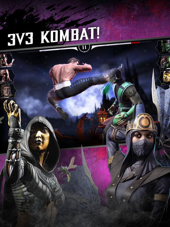 MORTAL KOMBAT: The Ultimate Fighting Game!  poster 5