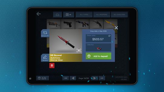 Case Opener – skins simulator MOD APK 2.9.0 (Unlimited Money) 10