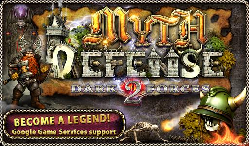 Myth Defense 2 Screenshot 2