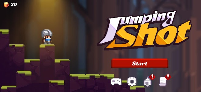 Jumping Shot – Jump Knight MOD (Unlimited Money) 1