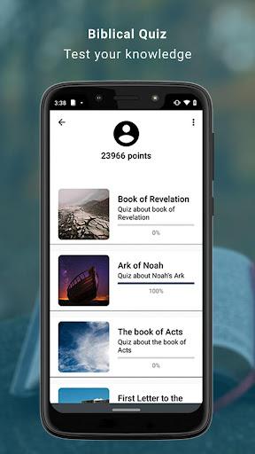 Bible Offline App Free + Audio, KJV, Daily Verse 8.5.4 Screenshots 5