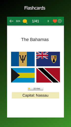 Flag Quiz - Learn All Country Flags of the World 1.0.4.51 screenshots 5