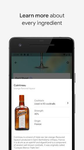 Cocktail Flow - Drink Recipes 2.2.1 Screenshots 5