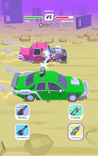 Desert Riders Mod Apk- Car Battle Game (UNLIMITED CASH) 6