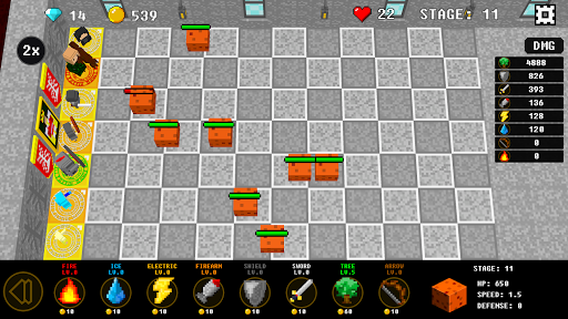 Impossible Luck Defense 2  screenshots 6