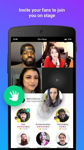 YouNow: Live Stream Video Chat - Go Live! apktram screenshots 3