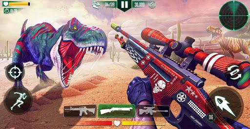 Dinosaur Hunter - Dinosaur Games 2021 4.0 screenshots 1