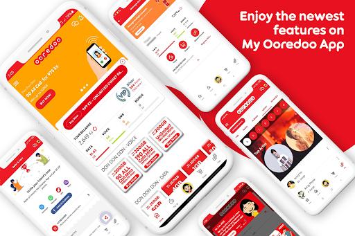 My Ooredoo Myanmar APK MOD Download 8.1.0 - Apksshare.com