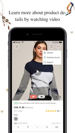 Floryday: Women Fashion Store 6.10.0 Screenshots 5