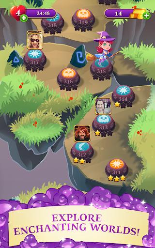 Bubble Witch 3 Saga  screenshots 12