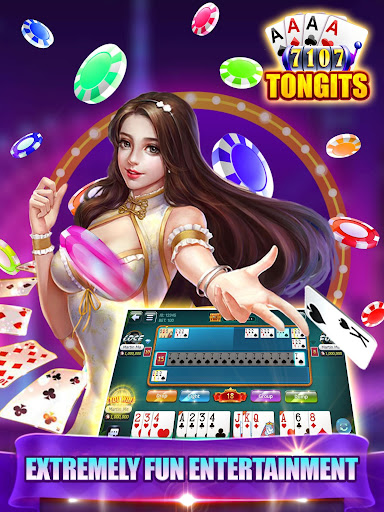 Tongits 7107 Cards & Slot Games 1.07 Screenshots 2