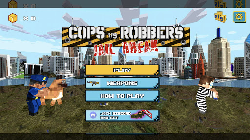 Cops Vs Robbers: Jailbreak 1.100 screenshots 1