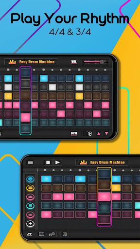 Easy Drum Machine - Beat Machine & Drum Maker 1.2.41 Screenshots 6
