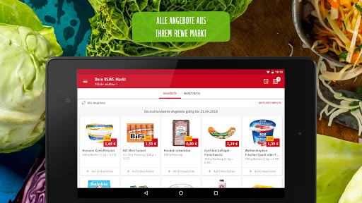 REWE - Online Shop & Mu00e4rkte 3.4.32-8 Screenshots 14