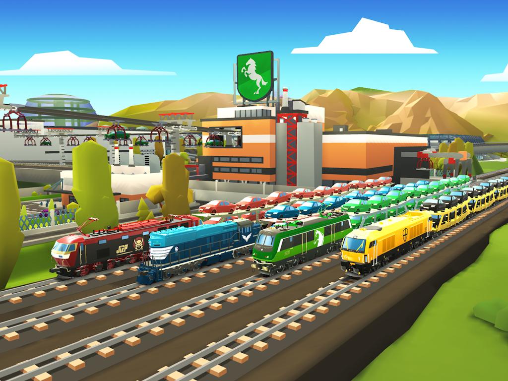 Train Station 2: Railroad Tycoon & Train Simulator poster 14