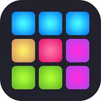 Mixing Electronic Drum Pad Pro App