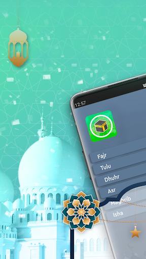 Qibla Finder, Prayer Times, Quran, Azan, Tasbeeh modavailable screenshots 1
