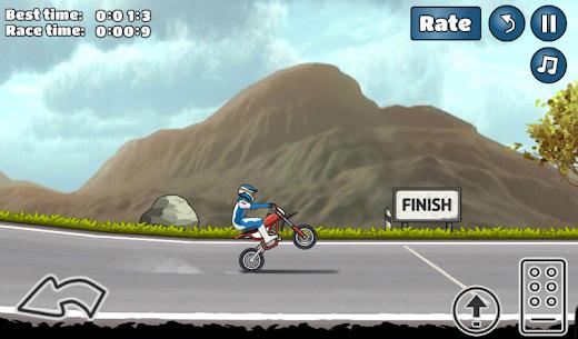 Wheelie Challenge 5