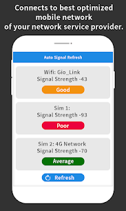 Auto Signal Network Refresher (PREMIUM) 1.19 Apk 3