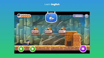 Adam's ABC Games - English Learning Games for kids