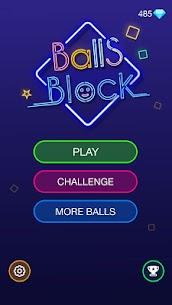 Bricks Breaker – Glow Balls 4
