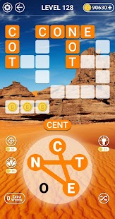 Word Connect - Fun Crossword Puzzle Screenshot