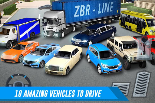 Shopping Mall Car & Truck Parking 1.2 screenshots 2