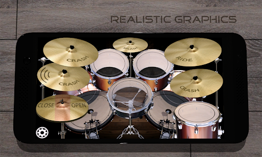 Simple Drums Rock - Realistic Drum Simulator 1.6.4 Screenshots 3