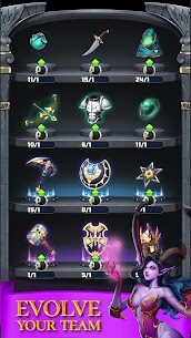 Match & Slash: Fantasy RPG Puzzle MOD APK 1.0.1 (ADS Free) 5