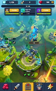 Idle Dungeon Manager Mod Apk- Arena Tycoon (Unlimited Money) 9