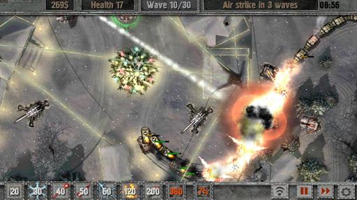 Defense Zone 2 HD Lite 1.7.0 screenshots 2