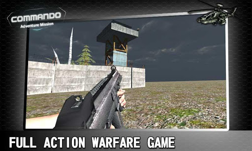 US Army Mission - Free FPS Games  Screenshots 17