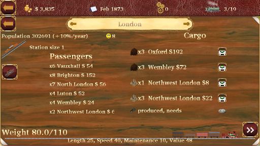 Railroad Manager 3  screenshots 5