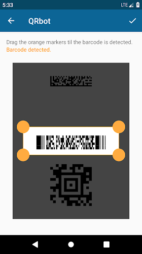 QRbot: QR & barcode reader android2mod screenshots 5