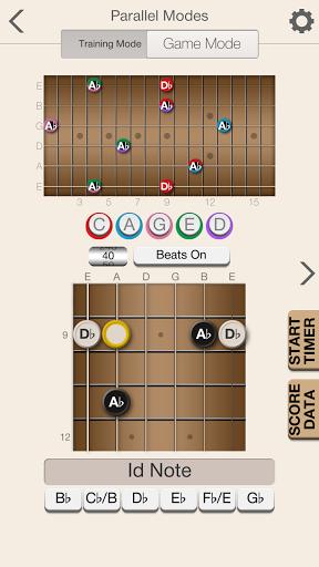 Guitar Scales Unleashed 1.3 screenshots 1