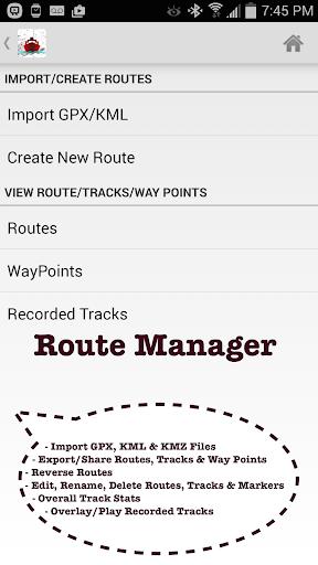 i-Boating:Marine Navigation Maps & Nautical Charts modavailable screenshots 6