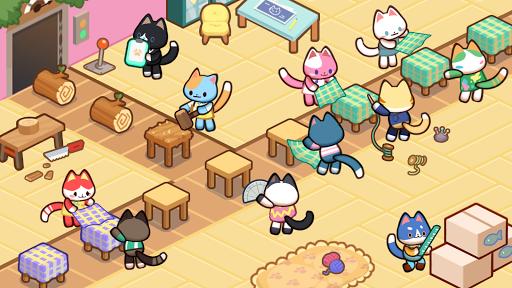 Kitty Cat Tycoon : make cat tree screenshots 9