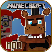 Animatronics mod Minecraft PE