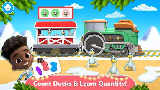 Mighty Express — Play & Learn with Train Friends Mod Apk (Unlocked) 7