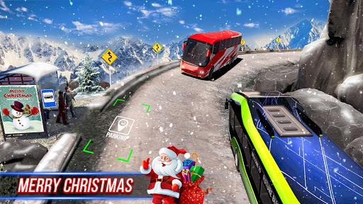 Modern Bus Simulator Parking New Games u2013 Bus Games apkpoly screenshots 1