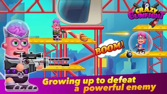 Crazy Gun Fight Hack Online [Android & iOS] 2