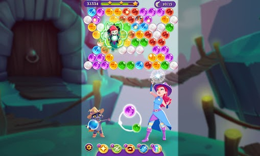 Bubble Witch 3 Saga Apk Mod + OBB/Data for Android. 6