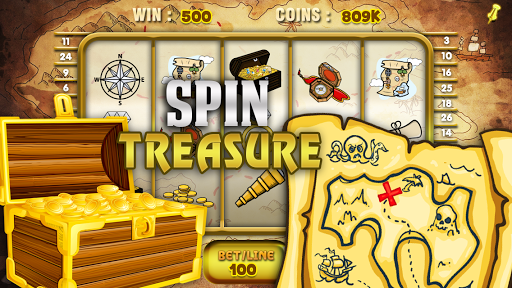 adventure treasure slots screenshot 1