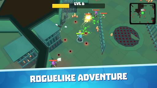 Beam of Magic: RPG Adventure, Roguelike Shooter  screenshots 2
