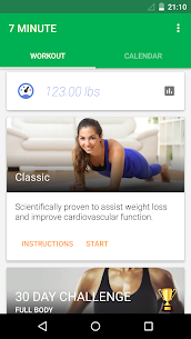 7-minute workout MOD Apk [ FREE LATEST VERSION ] 2